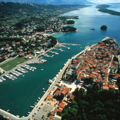 Croatian town