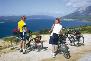 Bike And Boat Cruise