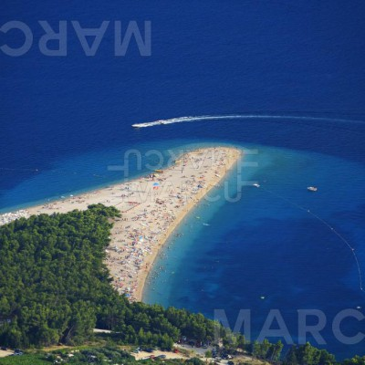 Zlatni Rat - Golden Horn Beach On Island Brac