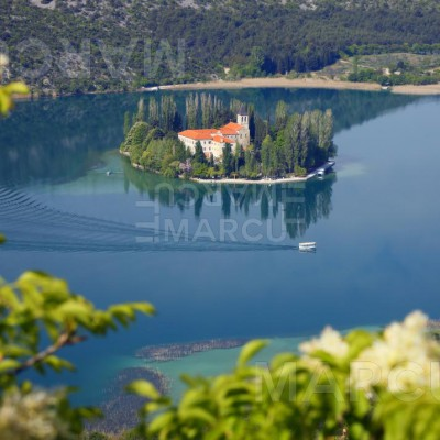 Krka National Park - Visovac