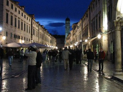 Main avenue Stradun