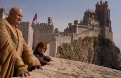Game of Thrones Kings Landing Dubrovnik