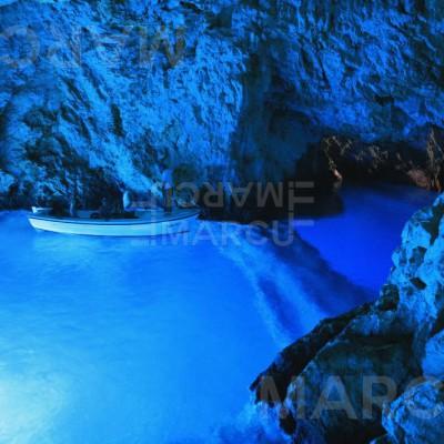 Bisevo Blue Cave