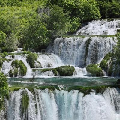 Krka National Park - Skradinski Buk