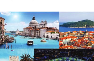 Adriatic cruise from Dubrovnik Pula Venice destinations