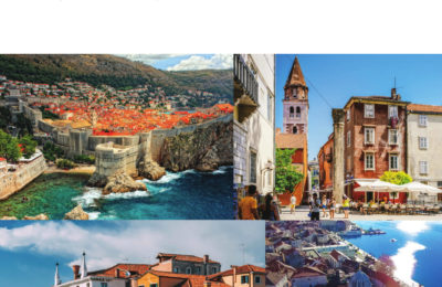 Adriatic cruise from Dubrovnik to Venice destinations