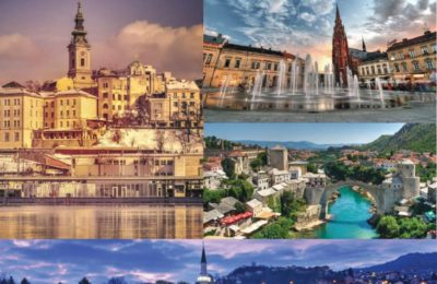 Traces of the Ottoman Empire Adriatic Tour cities From Split to Belgrade